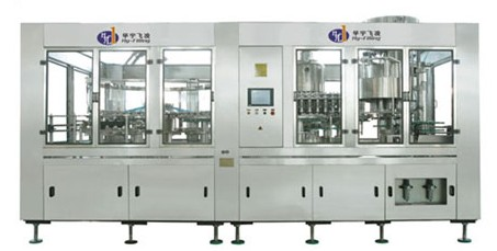 RCGN series hot filling machine