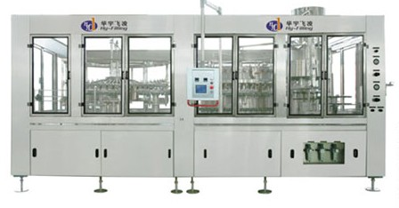 DCGN series carbonated soft drink filling machine