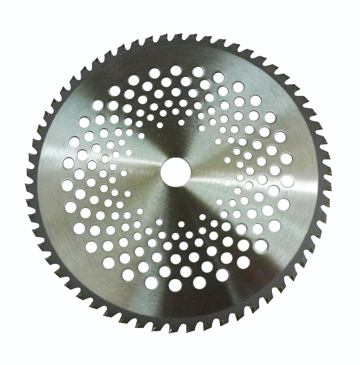 Alloy grass brush cutting blade