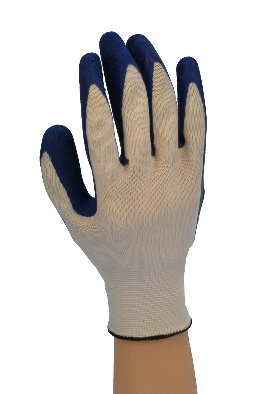 "9"" Latex Gloves"