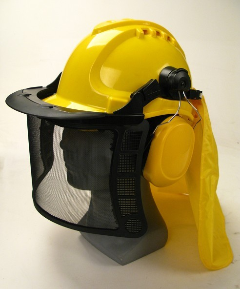 Safety face shield