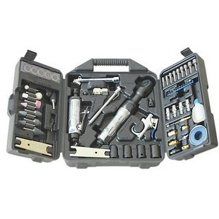 74 PC AIR TOOL KIT