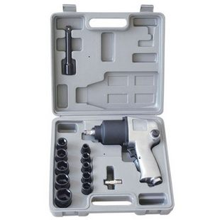 "15 PCS 1/2"" AIR IMPACT WRENCH KIT"