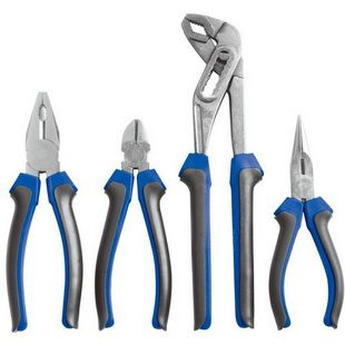 4 PCS PLIERS SET
