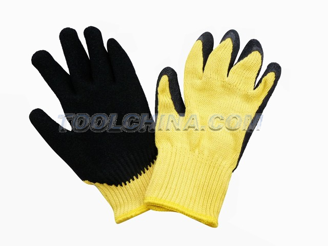 Satety Gloves,PPTA,latex