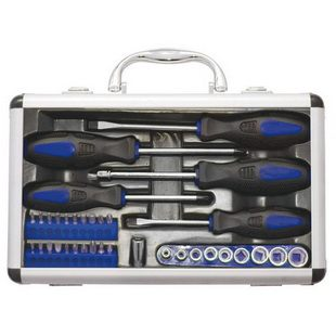 35PCS SCREWDRIVER SET + BIT SET