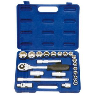 "23 PCS 1/2"" DR. SOCKETS SET"
