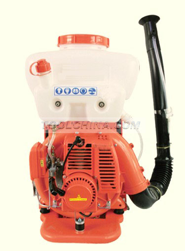 Gasoline engine sprayer