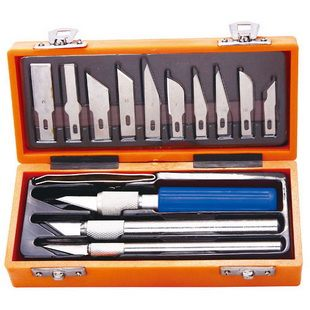 16 PCS HOBBY KNIFE SET